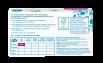 Rückseite der Verpackung des o.b.® ProComfort Mini Tampons mit 16 Stück